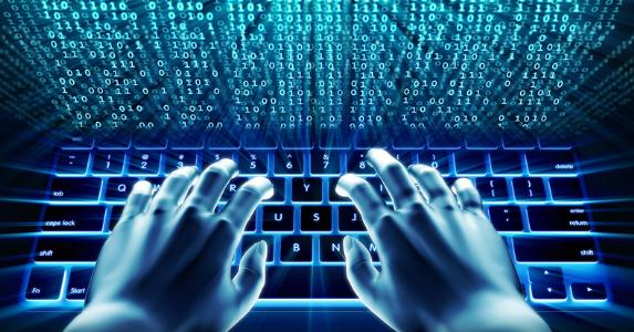 silver-hands-typing-blue-keyboard-digital-data-01_573x300