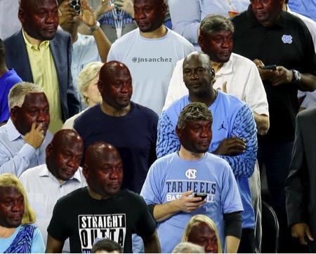 Escarchado Finalmente suerte  Using the Crying Michael Jordan Meme: Playful Troll or Inevitable Lawsuit?    Washington Journal of Law, Technology & Arts